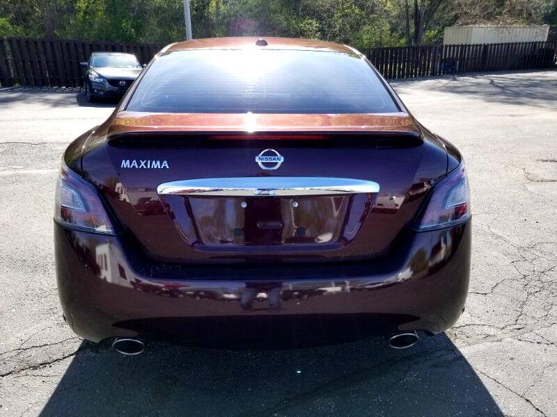 2014 Nissan Maxima SV