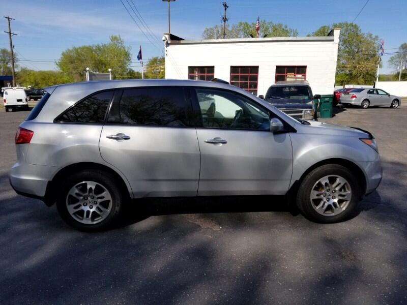 Acura MDX 4dr SUV AT 2008