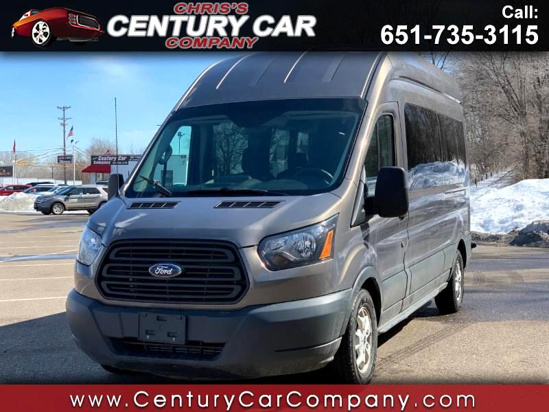 2015 Ford Transit 350 Wagon High Roof XL w/Sliding Pass. 148-in. WB