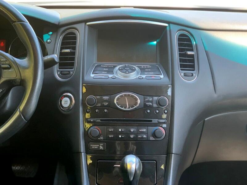 Infiniti EX EX35 4WD Journey 2008