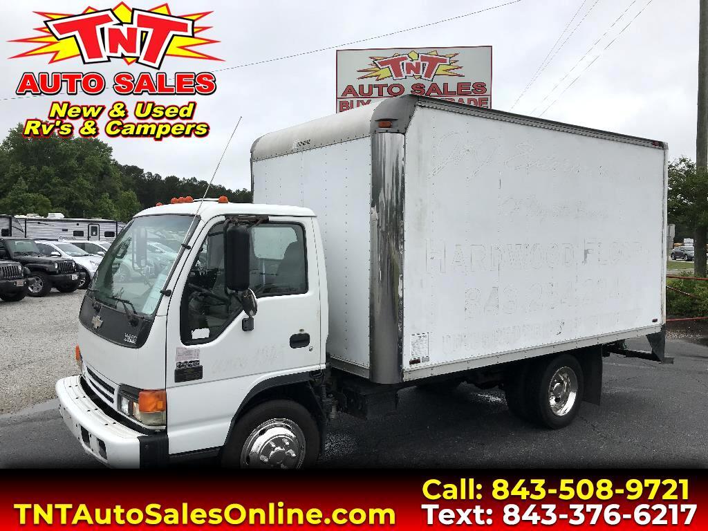 2005 Chevrolet W55042 Box Truck