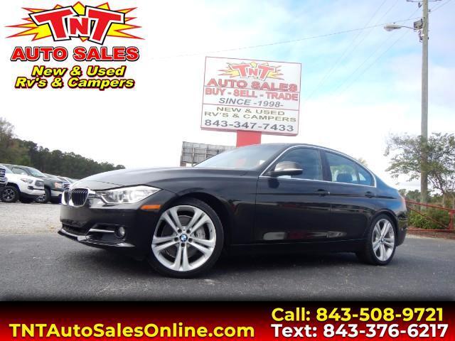 2015 BMW 3-Series 335i Sedan