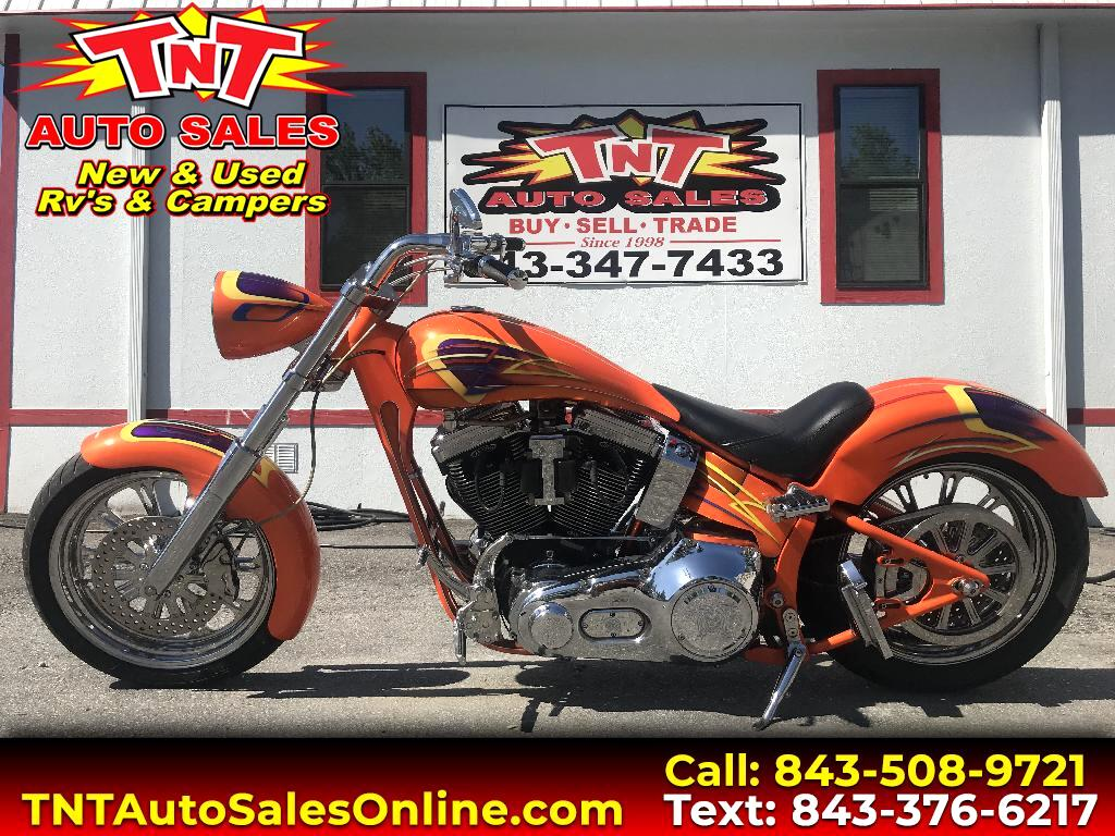 2000 Custom Motorcycle Custom