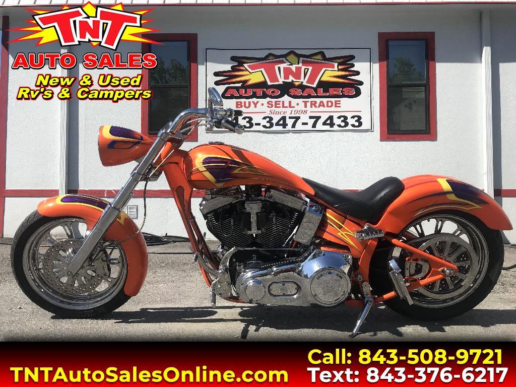 2000 Custom Motorcycle Custom