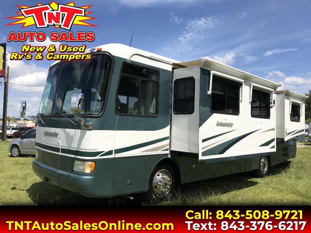 2004 Holiday Rambler Ambassador Diesel Pusher