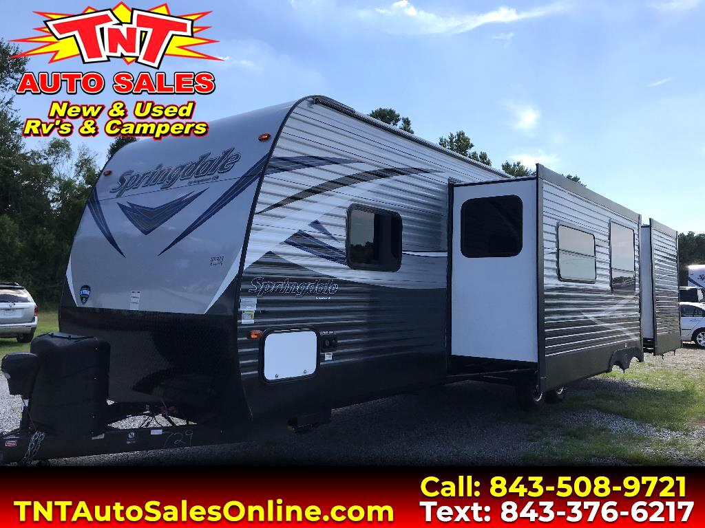 2019 Keystone Springdale SG303BH w/ 2nd Air Unit