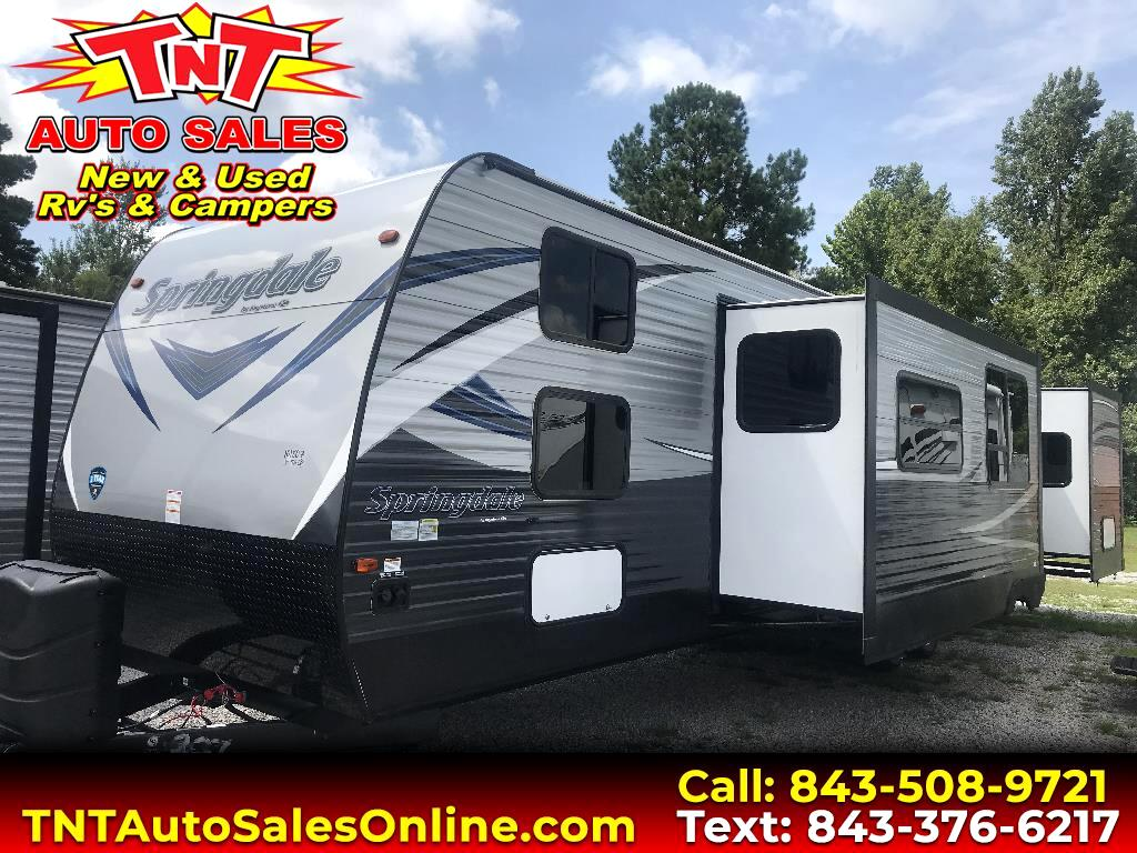 2019 Keystone Springdale SG38 w/ 2nd Air Unit