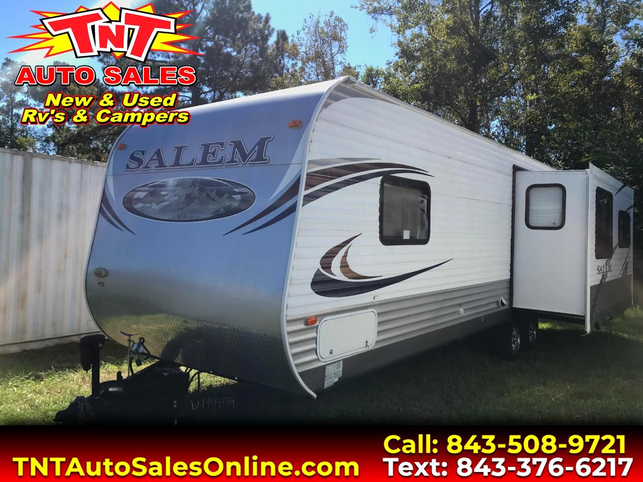 2013 Forest River Salem 27RLS