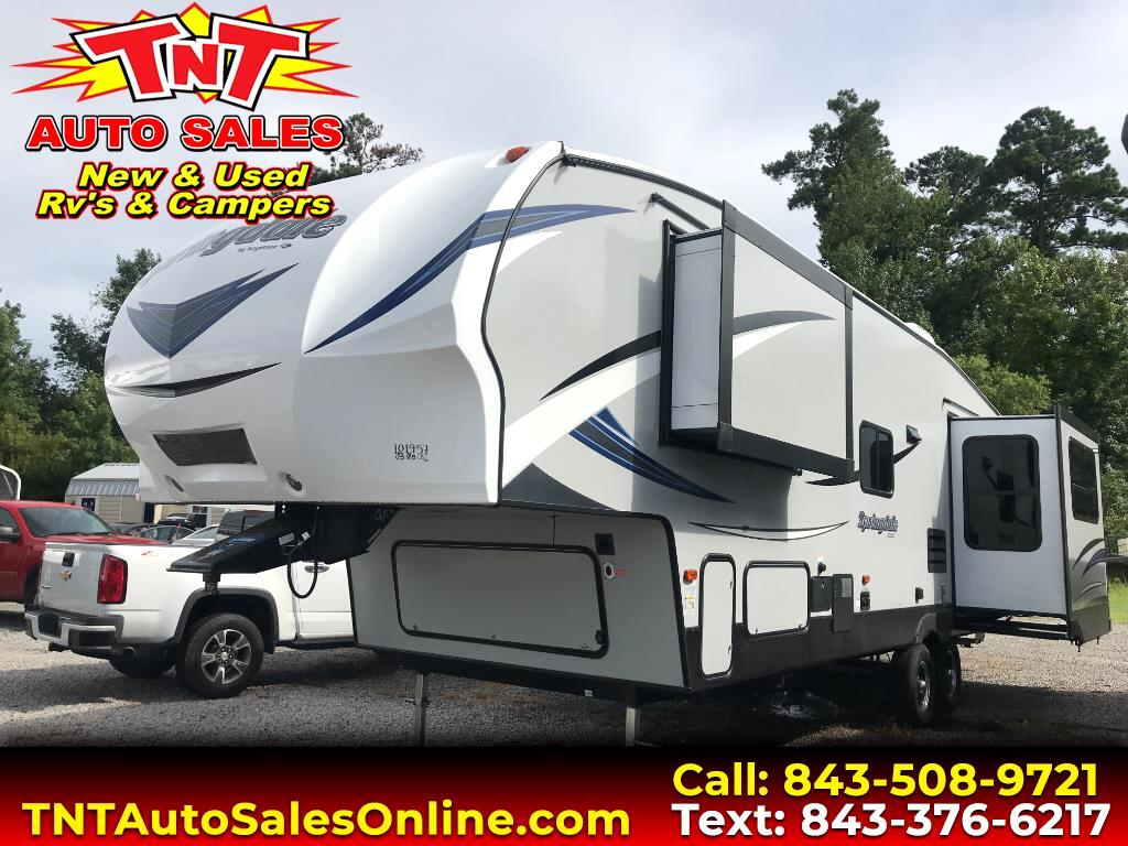 2019 Keystone Springdale 253 w/ 2nd Air Unit