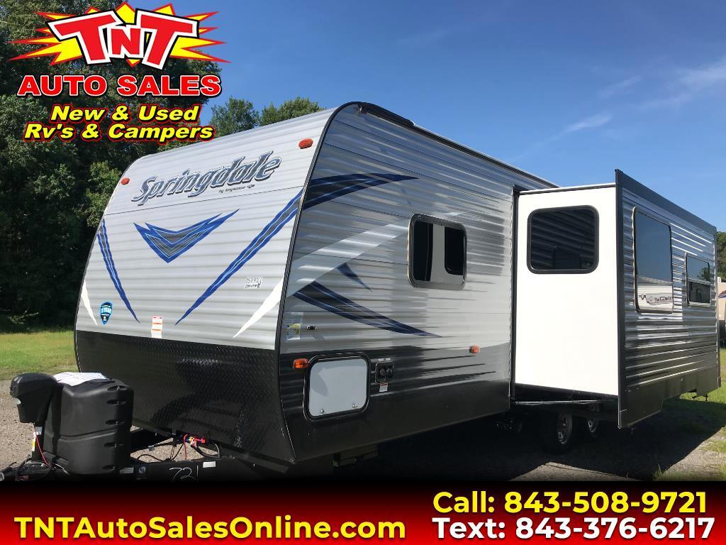 2019 Keystone Springdale SM266RL