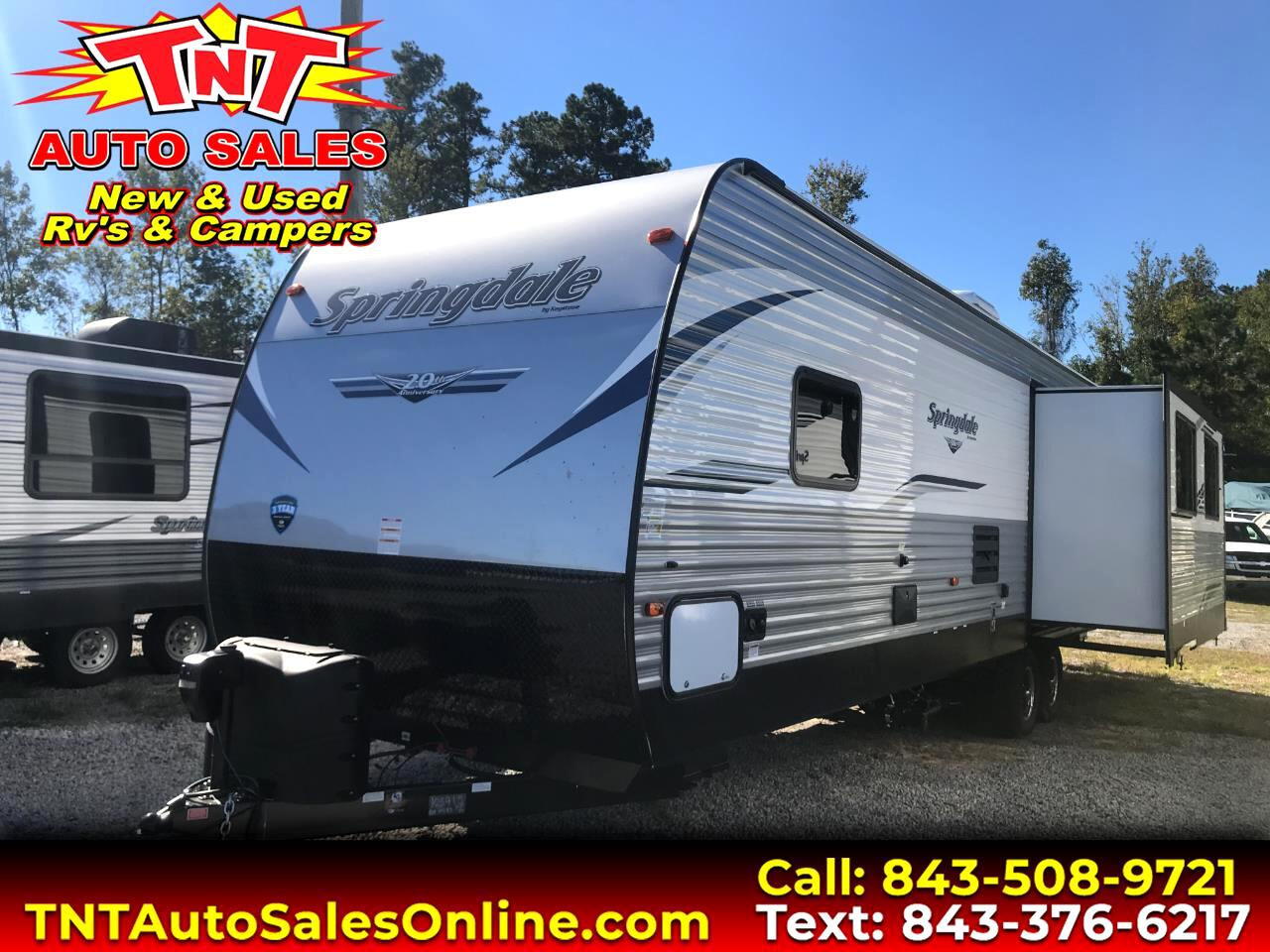2019 Keystone Springdale SG311RE