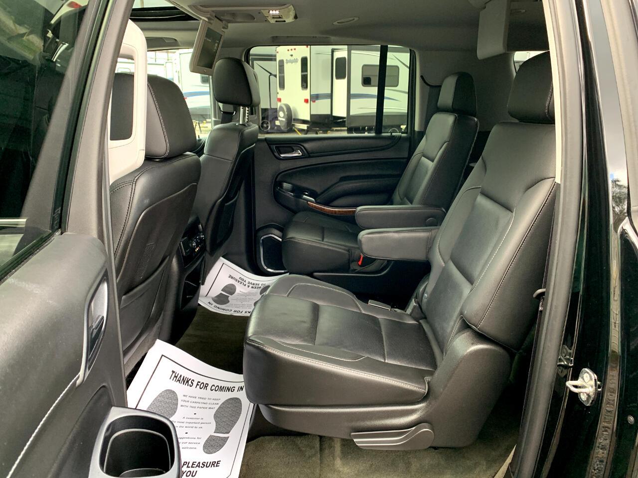 2015 Chevrolet Suburban LTZ 4WD
