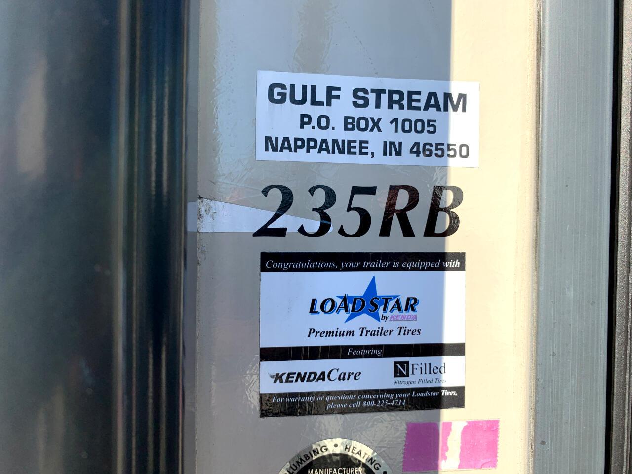 2018 Gulf Stream Ultra Geo