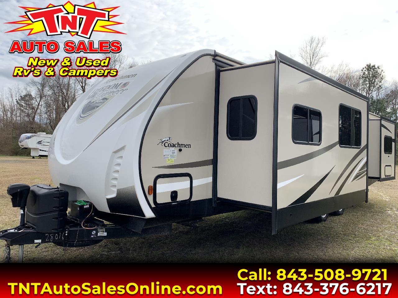 2017 Coachmen Freedom Express 321FEDS