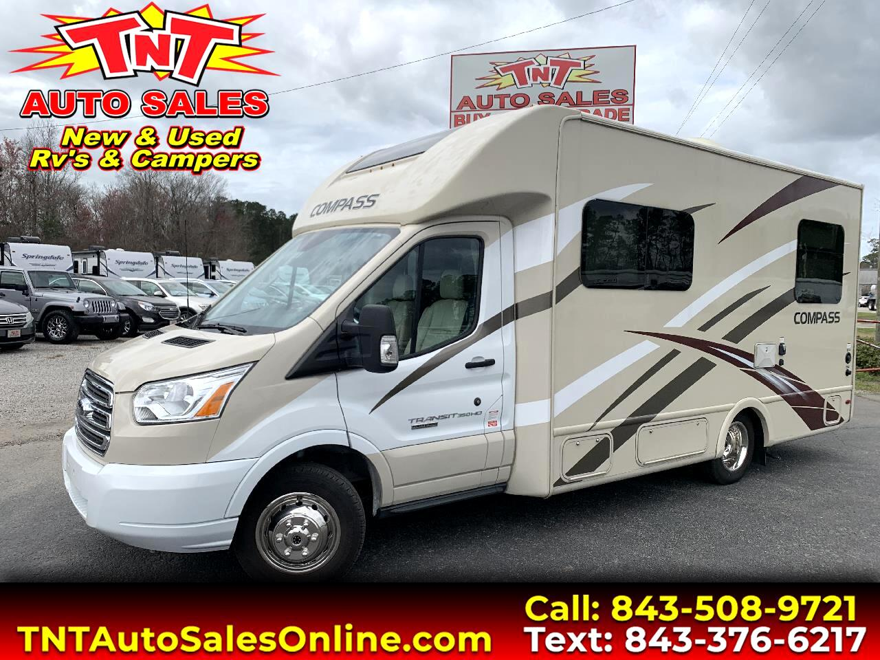 2017 Thor Motor Coach Compass 23 TR Turbo Diesel