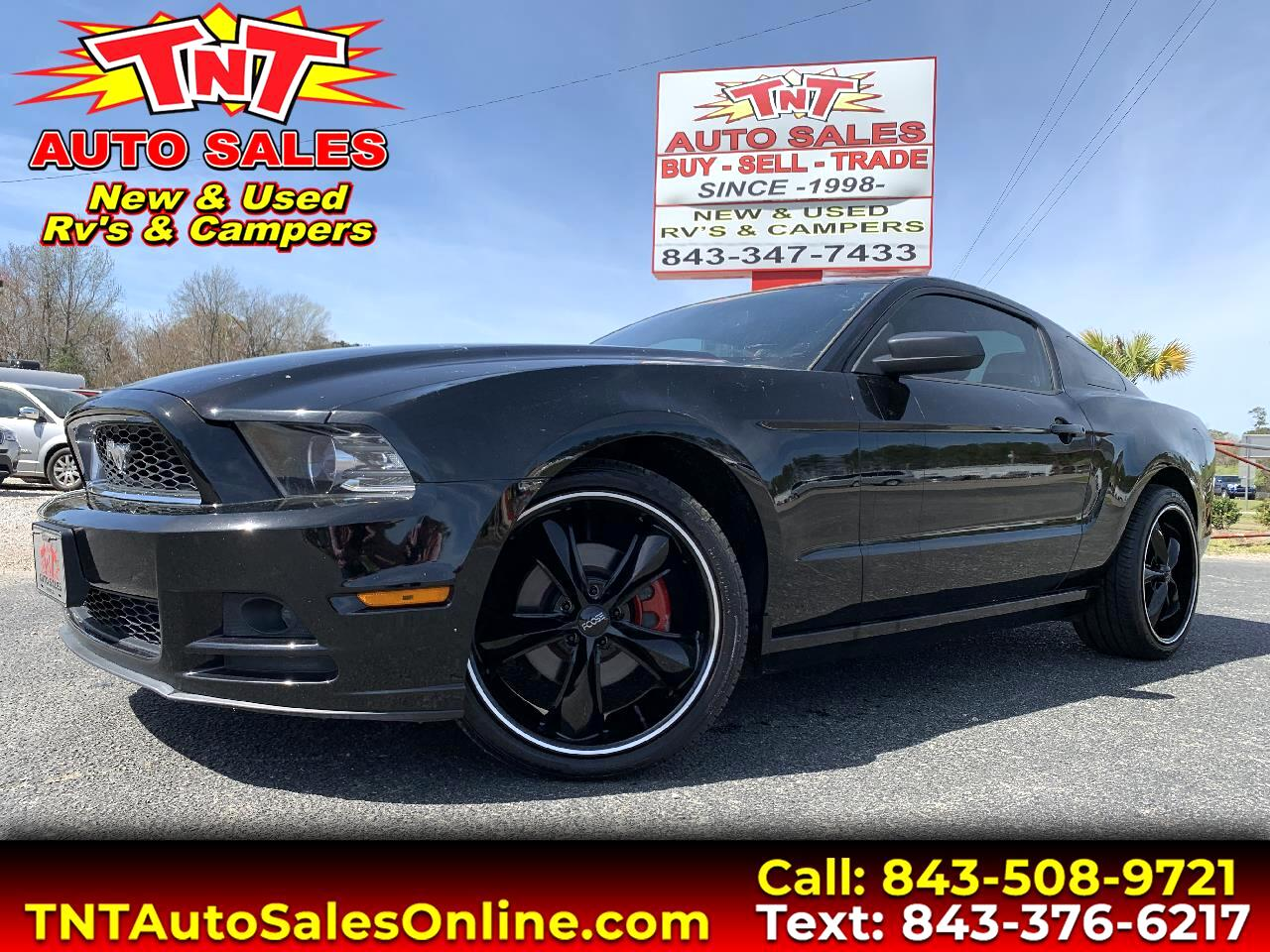 2014 Ford Mustang 2dr Coupe
