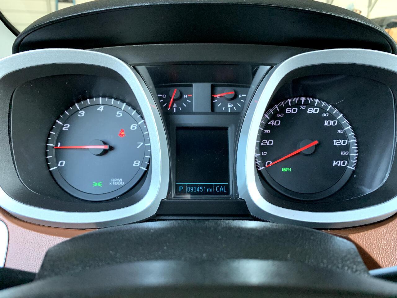 2016 Chevrolet Equinox LTZ AWD