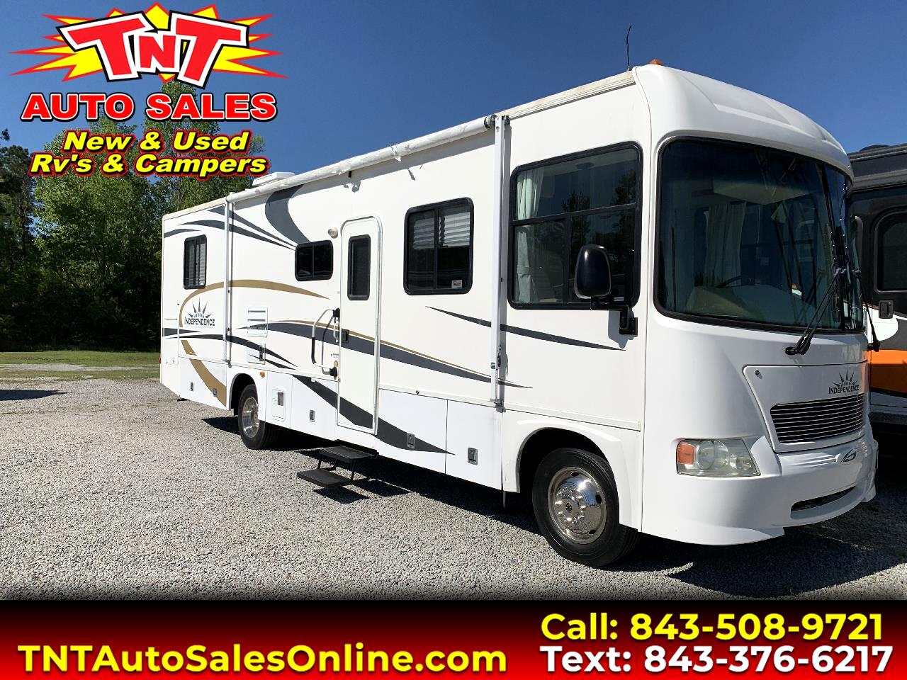 2006 Gulf Stream Independence Class A Motorhome