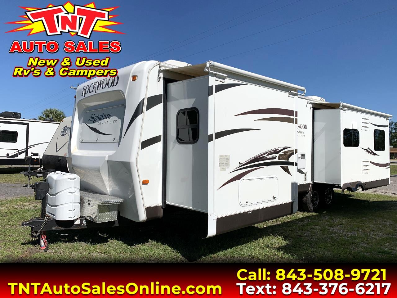 2015 Forest River Rockwood 8329S