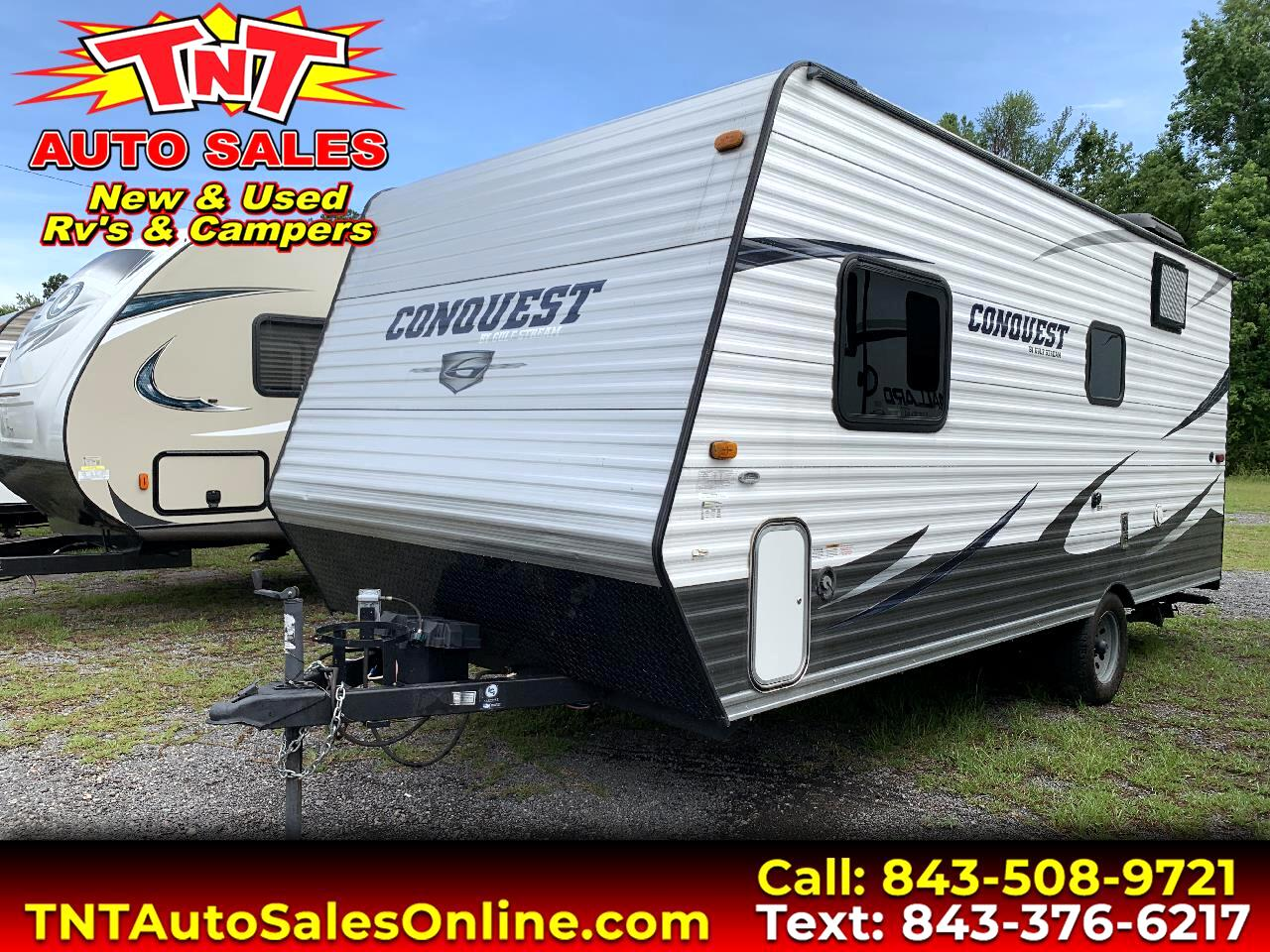 2017 Gulf Stream Conquest 188RB