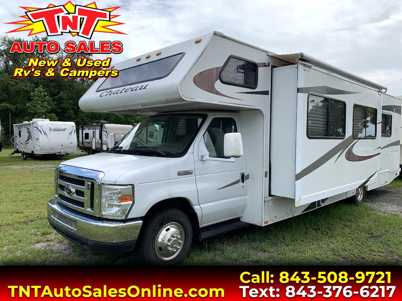 2010 Four Winds Chateau Freedom Elite 31R