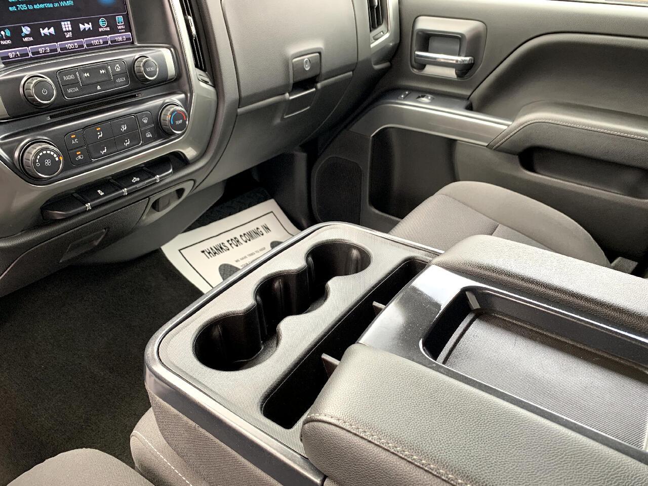 2018 Chevrolet Silverado 1500 LT Crew Cab 4WD