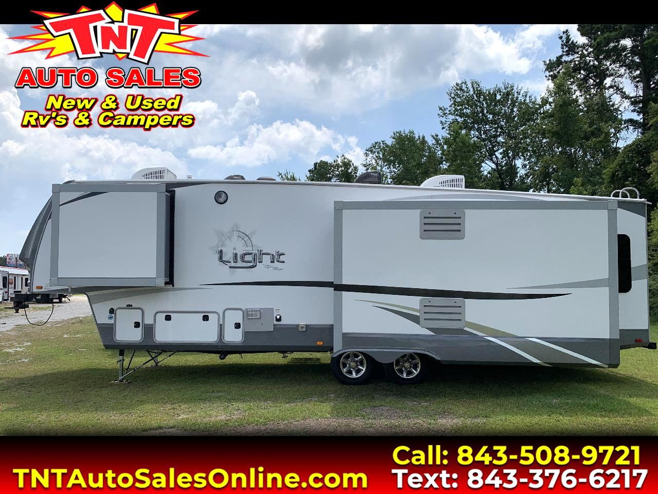 2018 Highland Ridge The Light 319RLS
