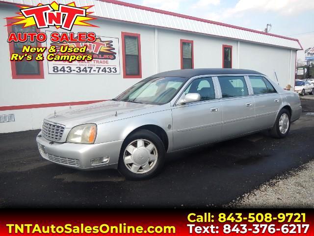 2003 Cadillac Krystal Koach LIMO