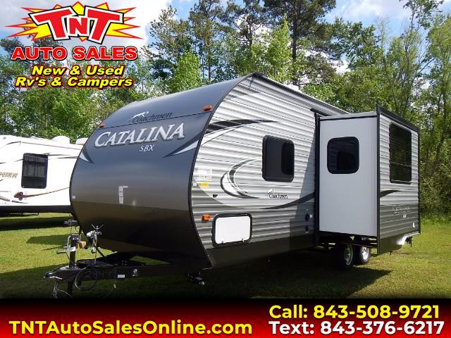 2018 Coachmen Catalina 221TBS