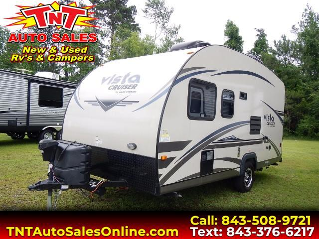 2017 Gulf Stream Vista Cruiser 17RWD