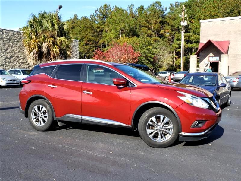 Nissan Murano Platinum FWD 2015