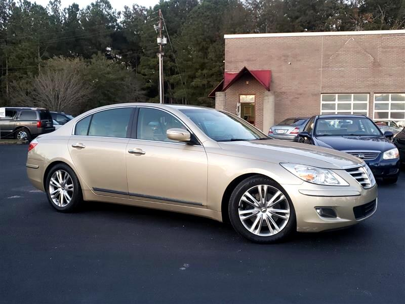 Hyundai Genesis 4.6L 2011