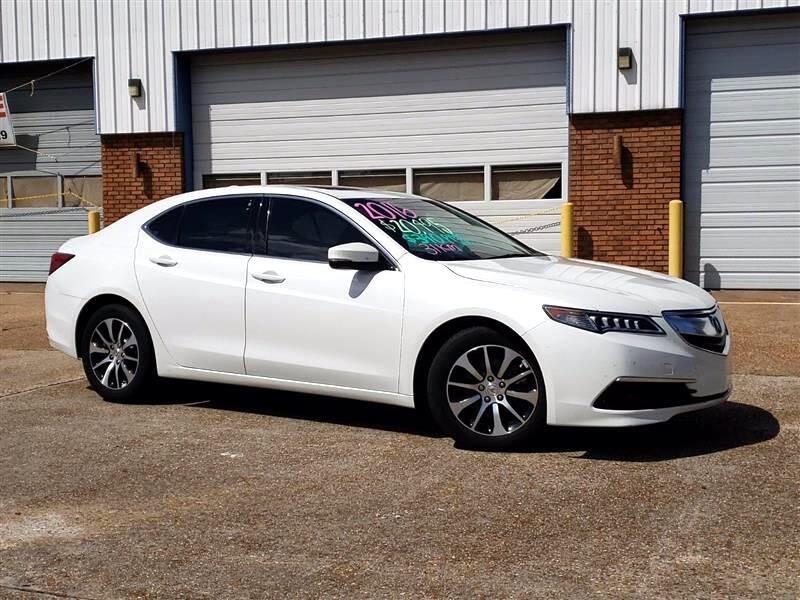 Acura TLX 8-Spd DCT w/Technology Package 2016