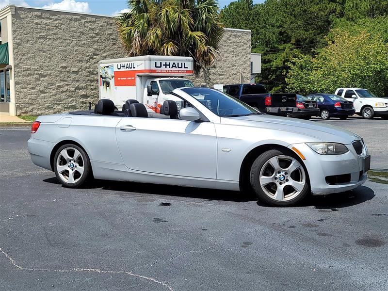 BMW 3-Series 328i Convertible - SULEV 2010