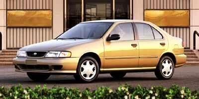 1998 Nissan Sentra XE
