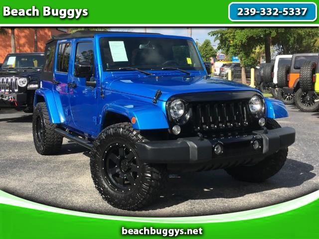 2014 Jeep Wrangler Unlimited Oscar Mike Freedom Edition