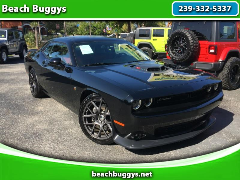 2016 Dodge Challenger SRT SCAT PACK