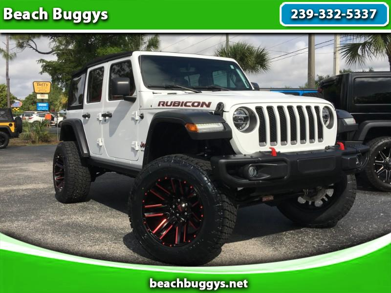 2018 Jeep Wrangler Unlimited Rubicon JL
