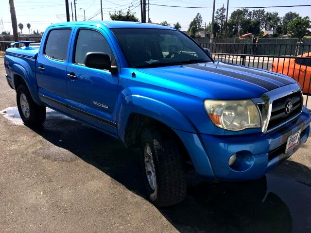 2005 Toyota Tacoma 2WD Double Cab V6 AT PreRunner (Natl)