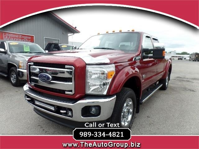 2016 Ford F-250 SD KING RANCH