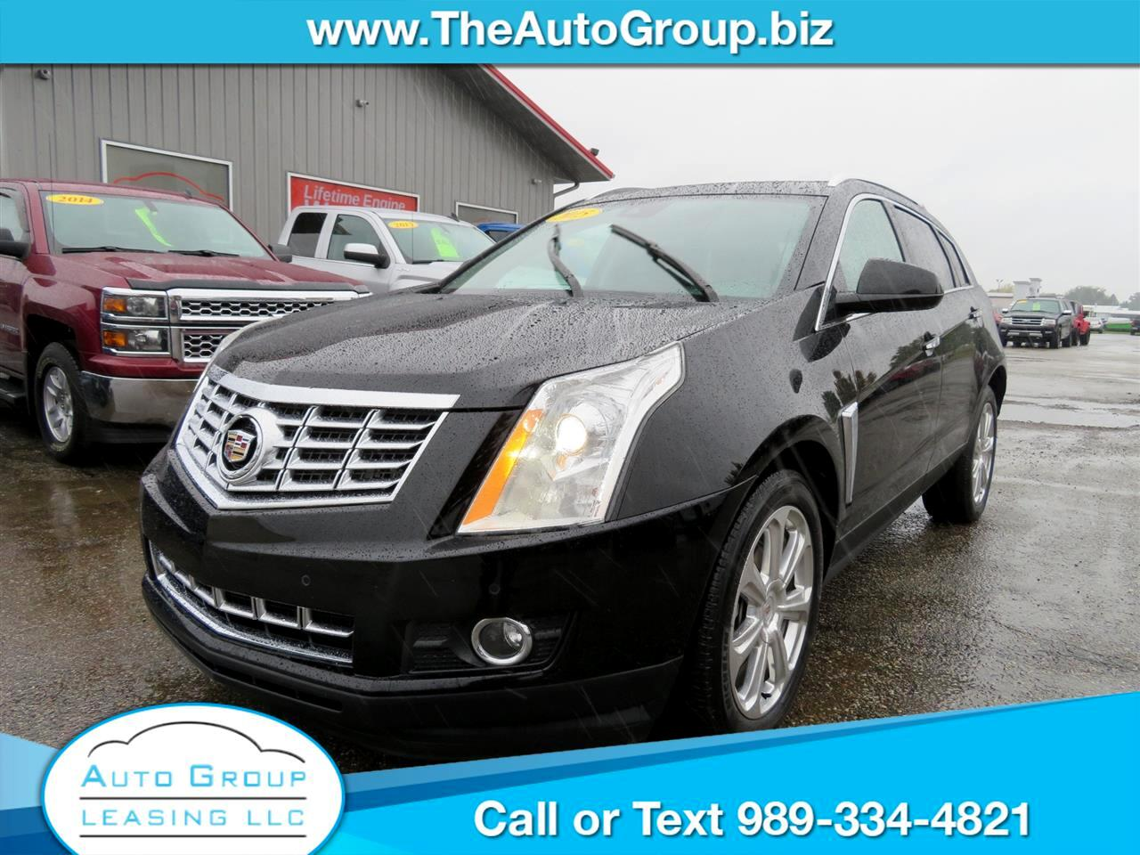 Cadillac SRX Performance Collection AWD 2015
