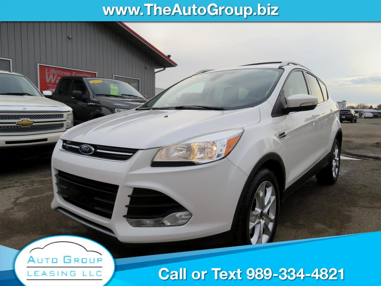 Ford Escape Titanium AWD 2015