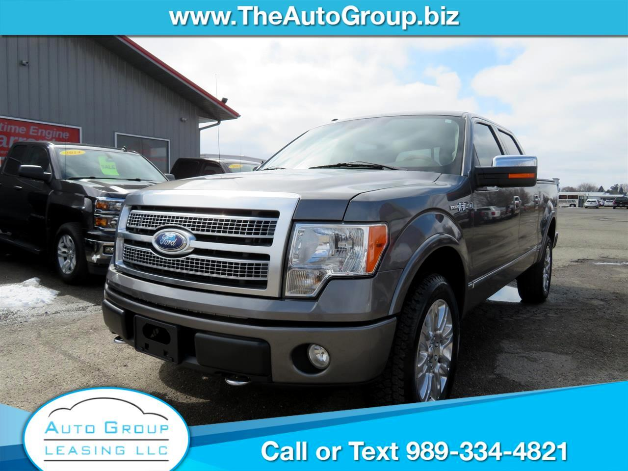 "Ford F-150 4WD SuperCrew 145"" XL 2009"