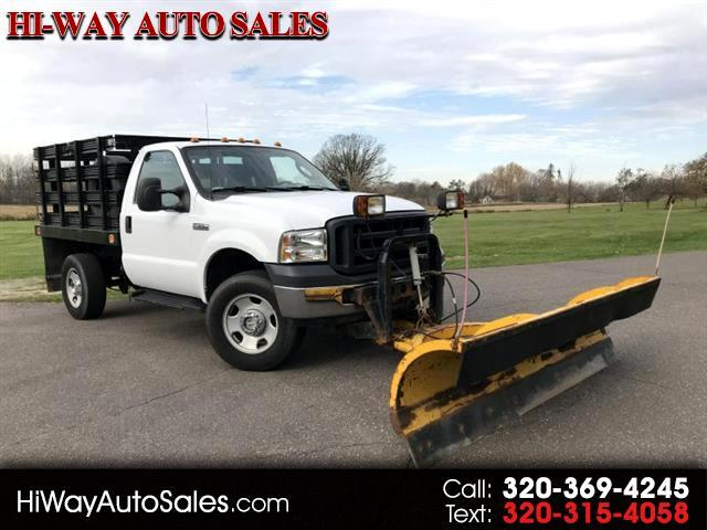 2007 Ford F-350 SD XL 4WD