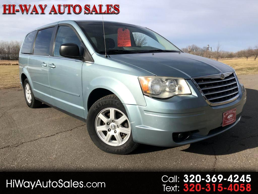 2010 Chrysler Town & Country 4dr Wgn LX