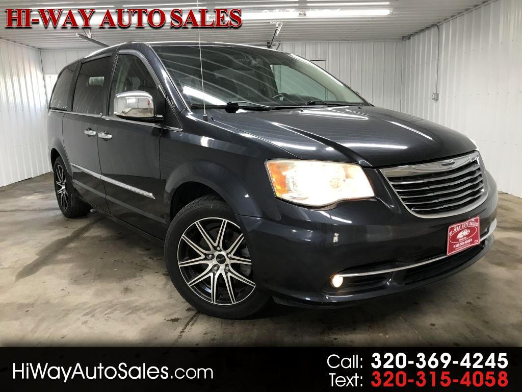 2014 Chrysler Town & Country 4dr Wgn Limited
