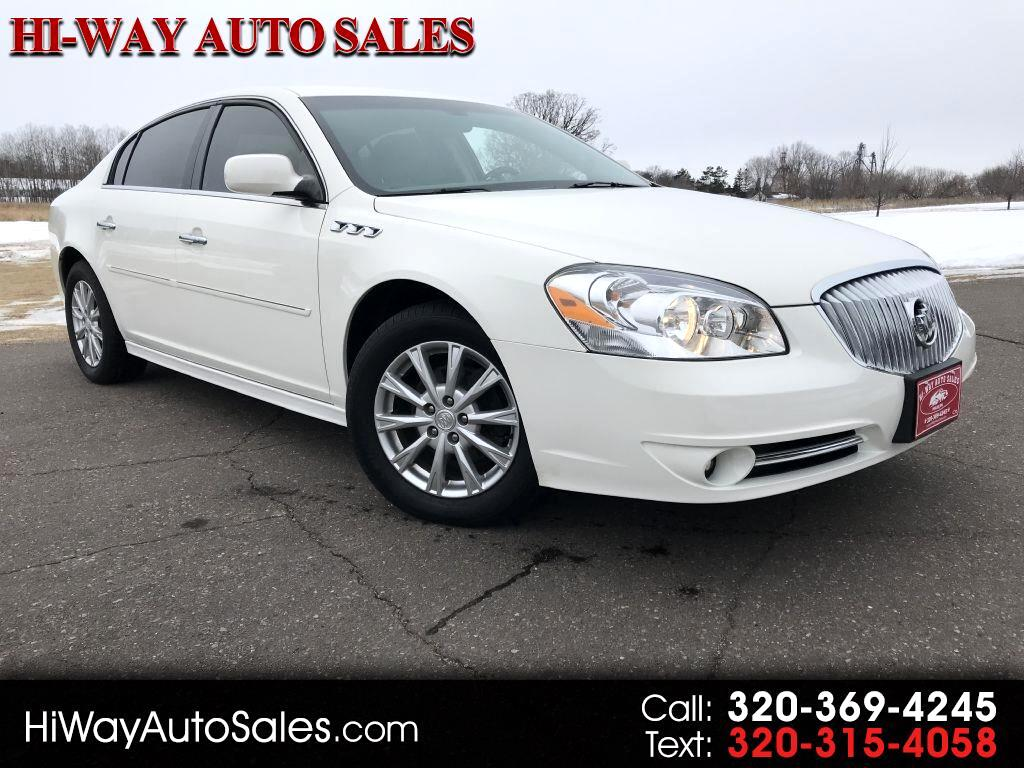 2011 Buick Lucerne 4dr Sdn CX