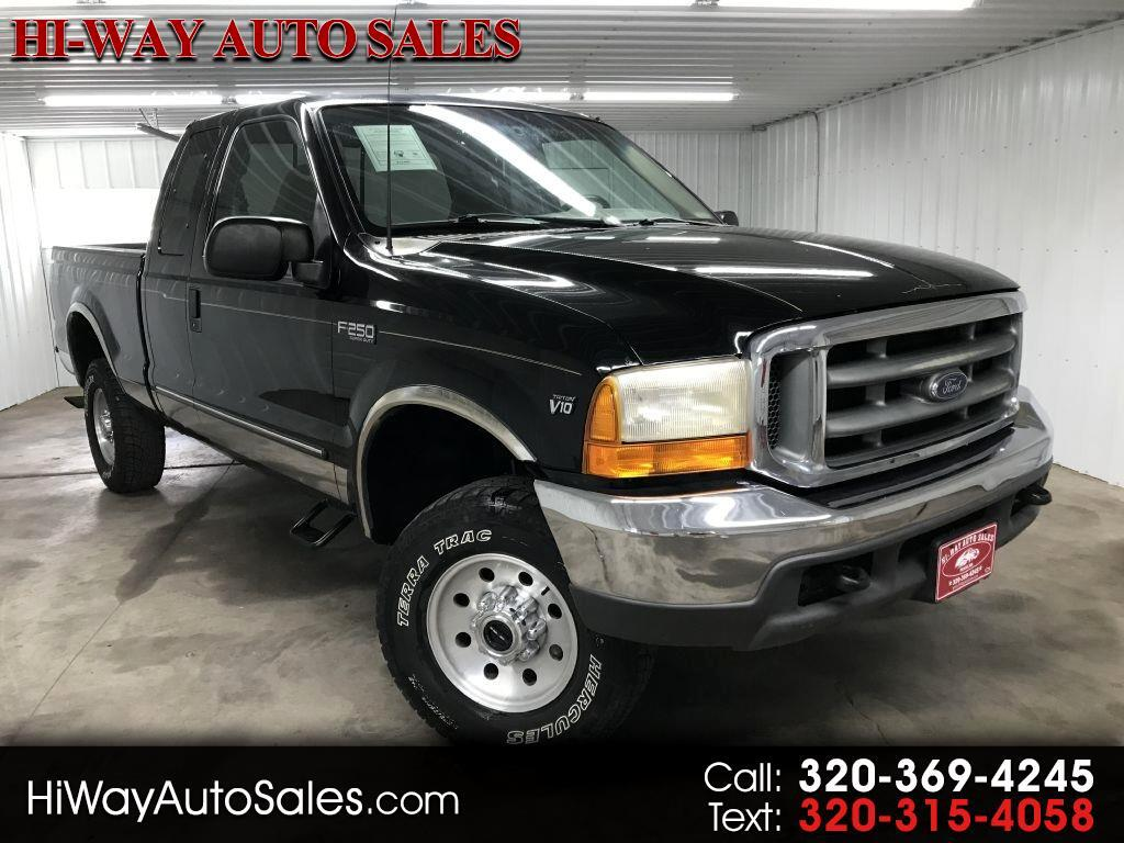 "2000 Ford Super Duty F-250 Supercab 142"" XLT 4WD"