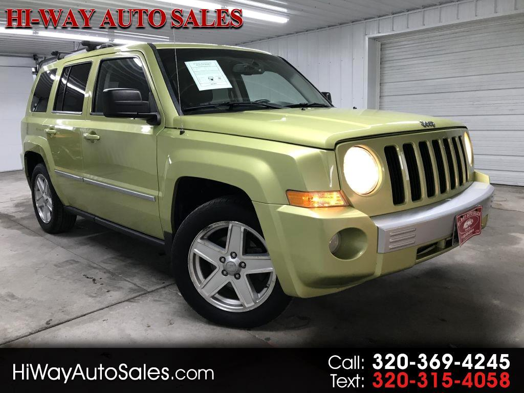 Jeep Patriot 4WD 4dr Limited 2010