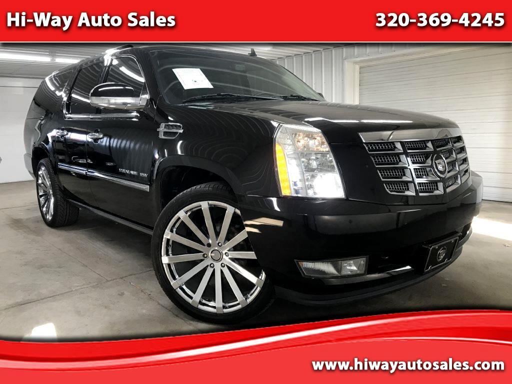 Cadillac Escalade ESV AWD 4dr Premium 2011